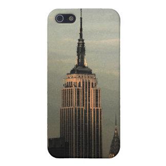Klassisches New York Etui Fürs iPhone 5