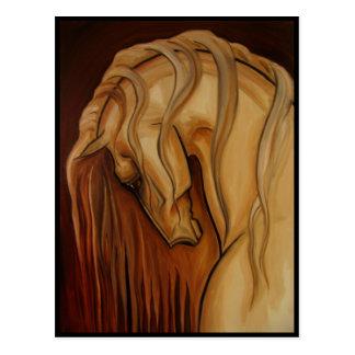 Klassisches Pferd III Postkarten