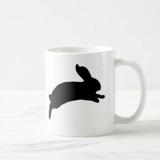 Klassisches Schildkröten-u. Hase-Rennen Kaffeetasse