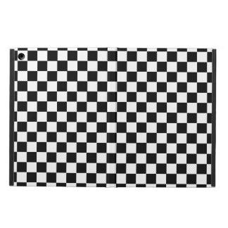 Klassisches Schwarzweiss-Schachbrett durch STaylor