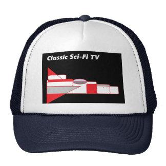 Klassisches Sci FI Fernsehen Baseballcaps