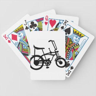 KLASSISCHES Sechzigerjahre FAHRRADBICYLE SCHWINN Bicycle Spielkarten