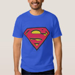 Klassisches Supermann-Logo Hemden