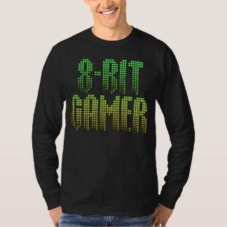 klassisches Videospiel-Shirt des Gamer-8bit Hemd