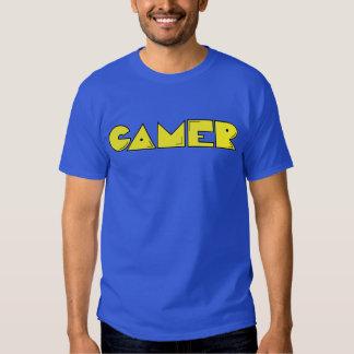 klassisches Videospiel-Shirt des Gamer-8bit Tshirts