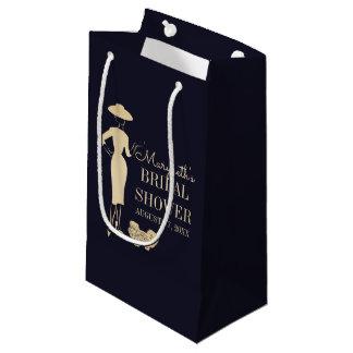 "Klassisches Vintages 50"" s-Mode-Geschenk-Tasche Kleine Geschenktüte"