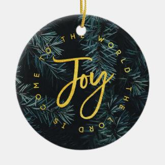[KLASSISCHES WEIHNACHTEN 2017] Verzierung Keramik Ornament