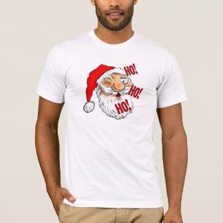Klassisches Weihnachtsmann-Weihnachten T-Shirt