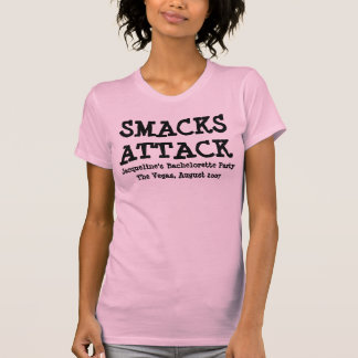 Klatscht Angriff T-Shirt
