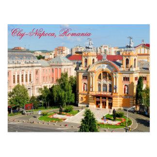 Klausenburg-Napoca, Rumänien Postkarte