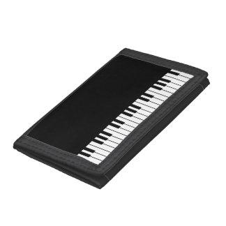 Klavier befestigt Geldbörse