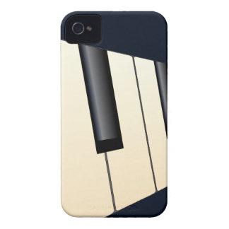 Klavier befestigt Perspektive iPhone 4 Hüllen