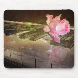 Klavier-Fantasie-Mausunterlage Mousepad