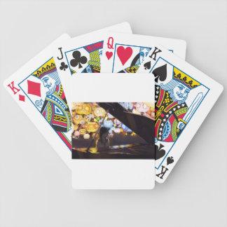 Klavier in der Dunkelheit Bicycle Spielkarten