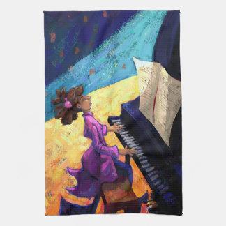 Klavier-Konzert Geschirrtuch