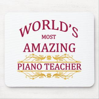 Klavier-Lehrer Mauspads