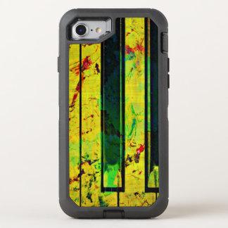 Klavier-Musik OtterBox Defender iPhone 8/7 Hülle
