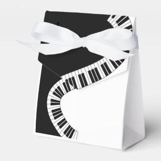 Klavier-musikalischer Bevorzugungs-Kasten Geschenkschachtel