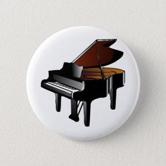 Klavier Runder Button 5,1 Cm