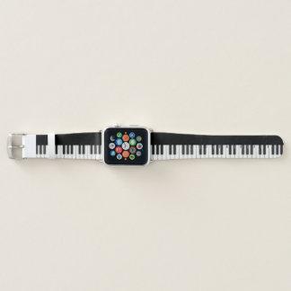 Klavier-Schlüssel Apple Watch Armband