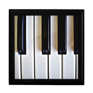 Klavier-Schlüssel Geschenkbox