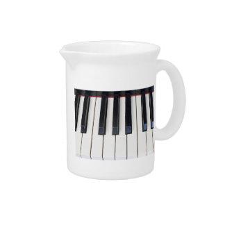 Klavier-Schlüssel Krug