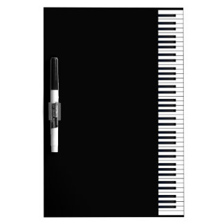 Klavier-Schlüssel Memoboard