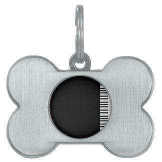 Klavier-Schlüssel Tiermarke