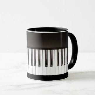Klavier-Tasse Tasse