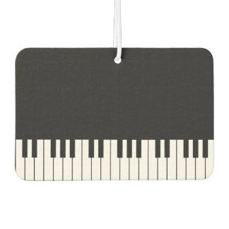 Klavier-Tastatur-Auto-Lufterfrischer Autolufterfrischer