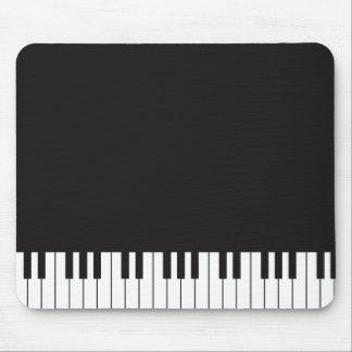 Klavier-Tastatur Mousepad