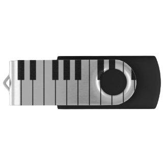 Klavier-Tastatur-Schwenker USB-Antrieb USB Stick