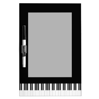 Klavier-Tasten Memoboard