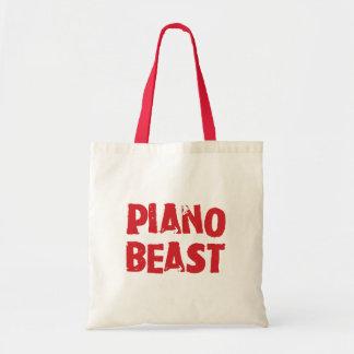 Klavier-Tier-Tasche Tragetasche