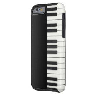 Klavier Tough iPhone 6 Hülle