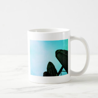 KLCC Blau Kaffeetasse