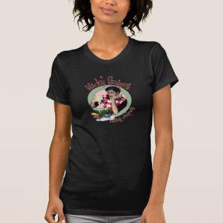 Klebrige Finger backen Geschäfts-Shirt! T-Shirt