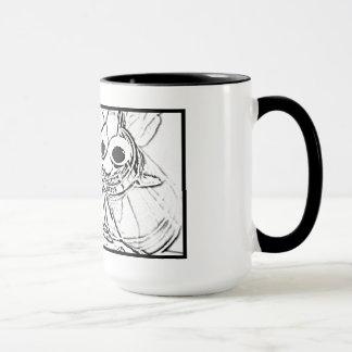 Klebrige Sam-Tasse Tasse