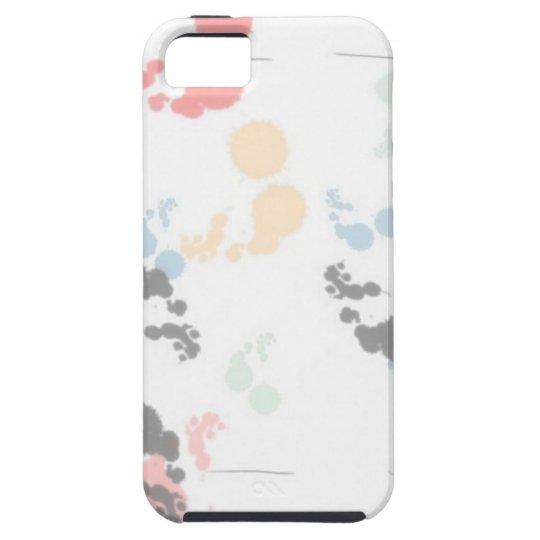 Kleckse iPhone 5 Cover