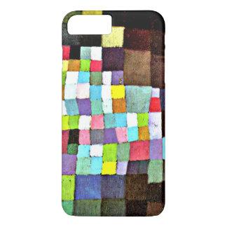 Klee - Abstraktion mit Bezugsblühendem Baum iPhone 8 Plus/7 Plus Hülle