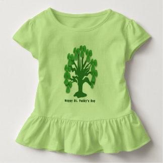 Klee-BaumHoodie Kleinkind T-shirt