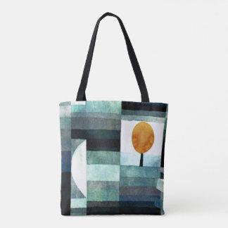 Klee - der Bote des Herbstes Tasche