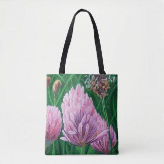 Klee in der Wiesen-Taschen-Tasche Tasche