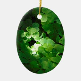 Klee Keramik Ornament