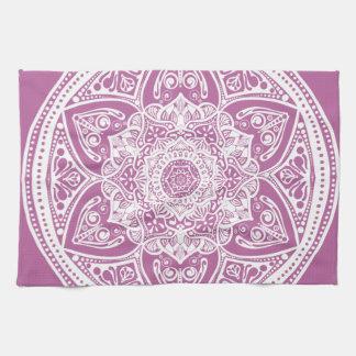 Klee-Mandala Geschirrtuch
