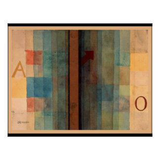 Klee - Ouverture Poster