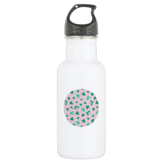 Klee verlässt 18 Unze-Wasser-Flasche Trinkflasche