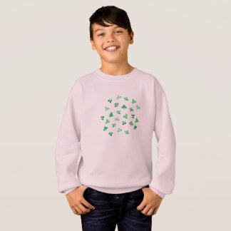 Klee verlässt das Sweatshirt der Kinder