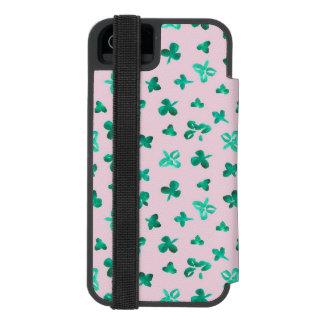 Klee verlässt iPhone SE/5/5s Geldbörsen-Kasten Incipio Watson™ iPhone 5 Geldbörsen Hülle