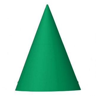 Kleeblatt-Grün Partyhütchen